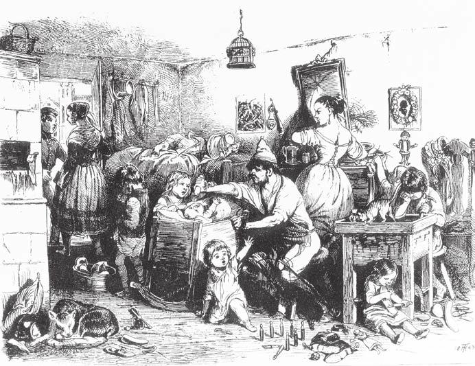 Theodor_Hosemann,_Armut_im_Vormärz,_1840(1)